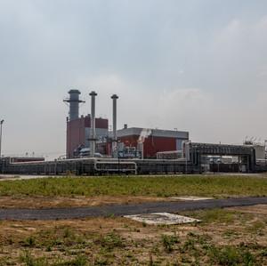 Cycle Combiné gaz au rendement record (EDF Bouchain)