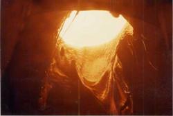 Cendres fondues
