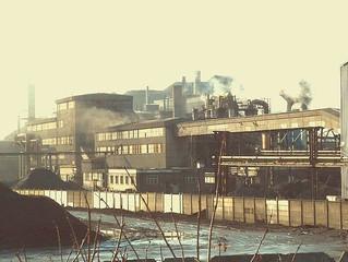Démantèlement et gestion d'un site industriel pollué : exemple de MetalEurop (Nord) à Noyelles G