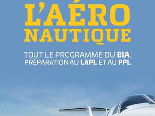 """Chronique du livre """"Formation à l'aéronautique"""" de Christopher Poizot"""