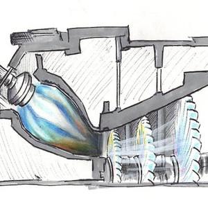 Cycle combiné gaz au rendement record (EDF Bouchain) : d'où ça vient ?