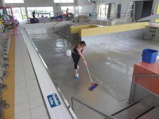 Une piscine inscrite dans une démarche  développement durable (3/3)