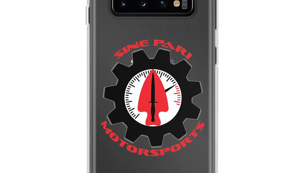 Sine Pari Motorsports Samsung Case