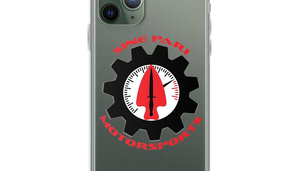 Sine Pari Motorsports iPhone Case