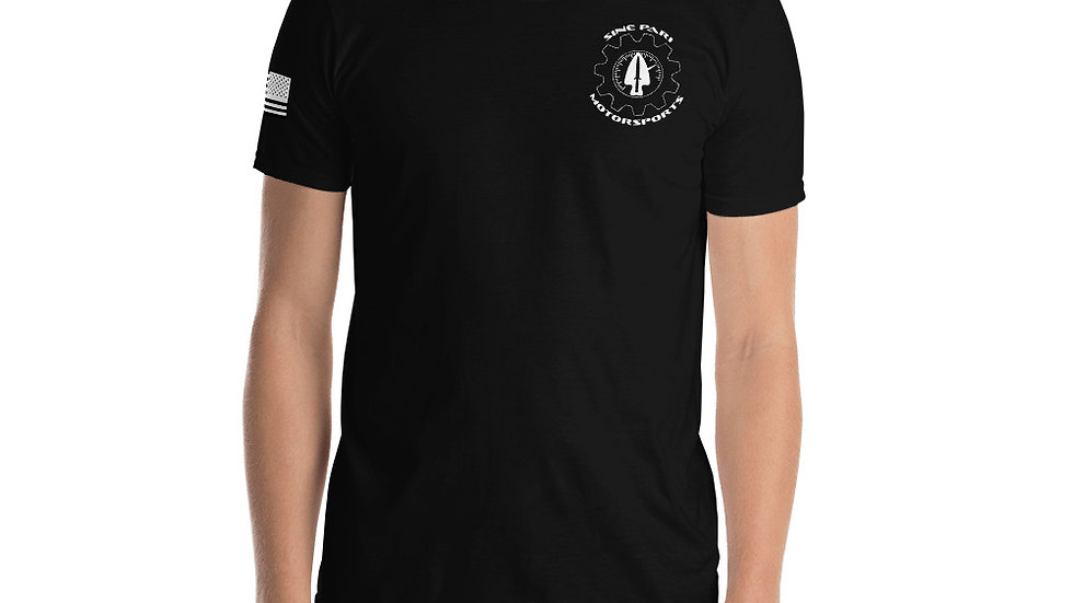 Sine Pari Motorsports Unisex T-Shirt