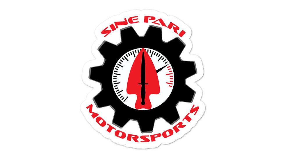 Sine Pari Motorsports stickers