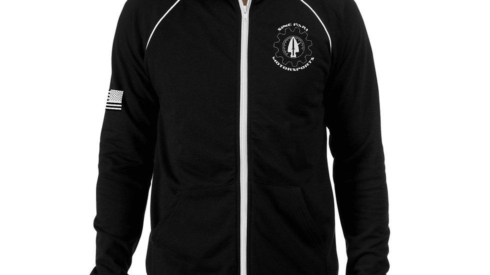 Sine Pari Motorsports Piped Fleece Jacket