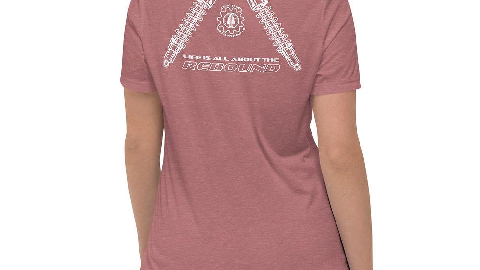 Rebound Women's Relaxed T-Shirt