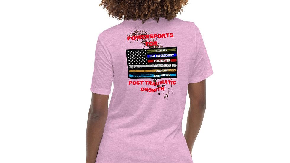 Flag Women's Relaxed T-Shirt