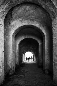 Amfiteatre romà de Pompeia, gener 2016.