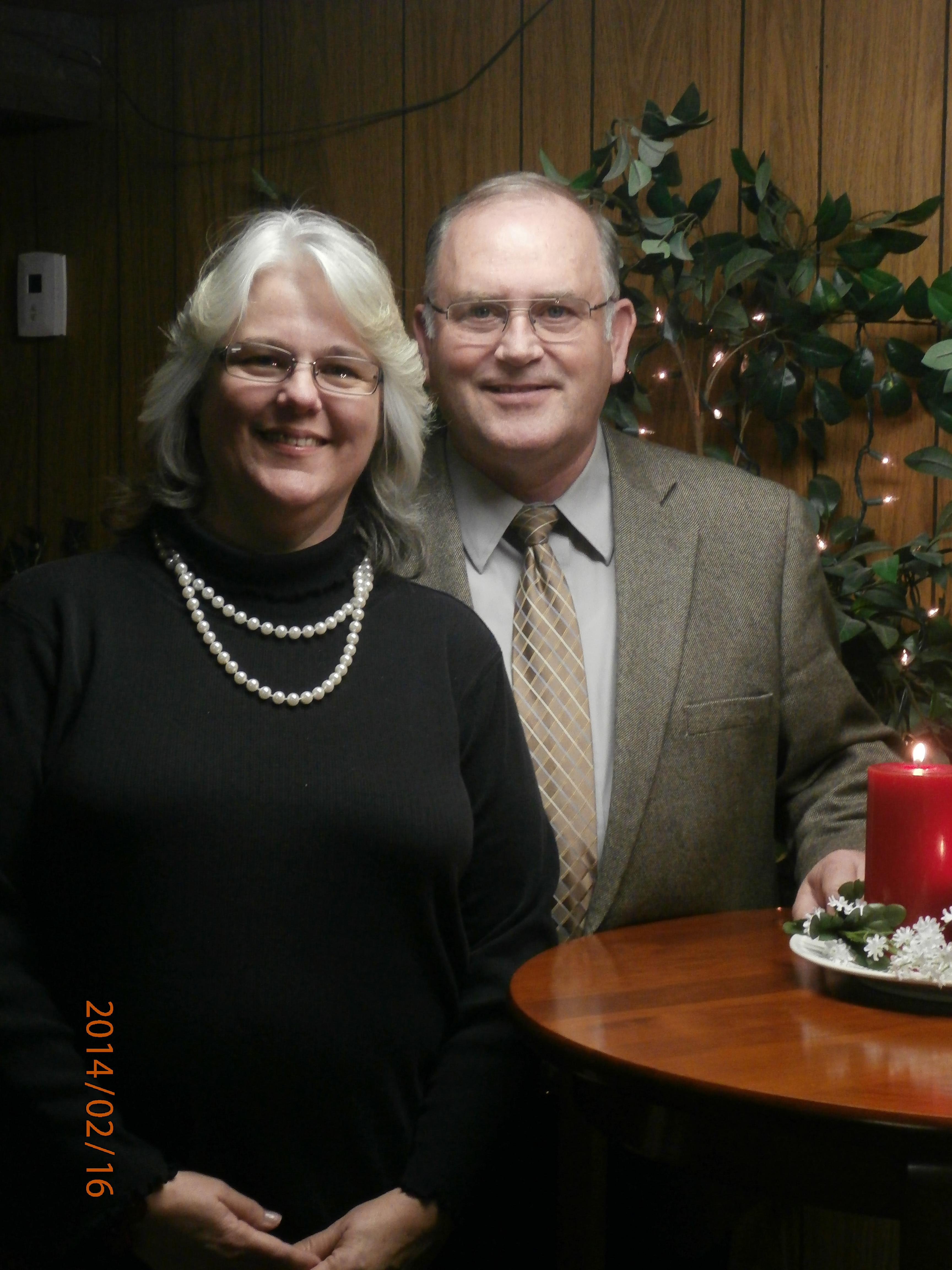 Pastor John Clark & Teresa