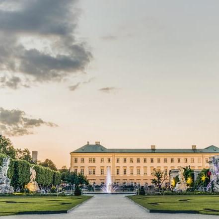 SchlossKonzert Mirabell in Salzburg |  MOZART: Horn Quintett KV 407