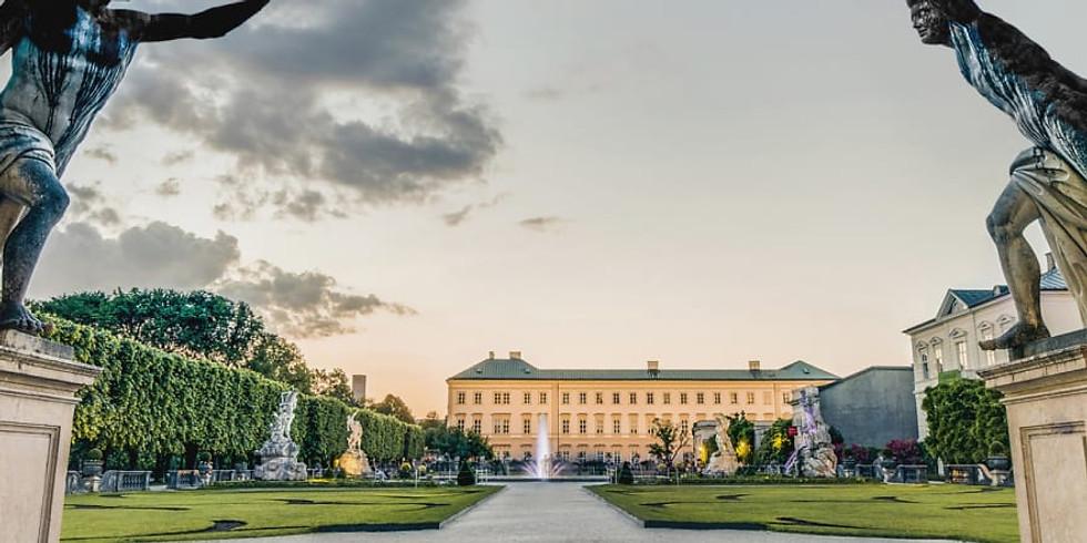 SchlossKonzert Mirabell in Salzburg    MOZART: Horn Quintett KV 407