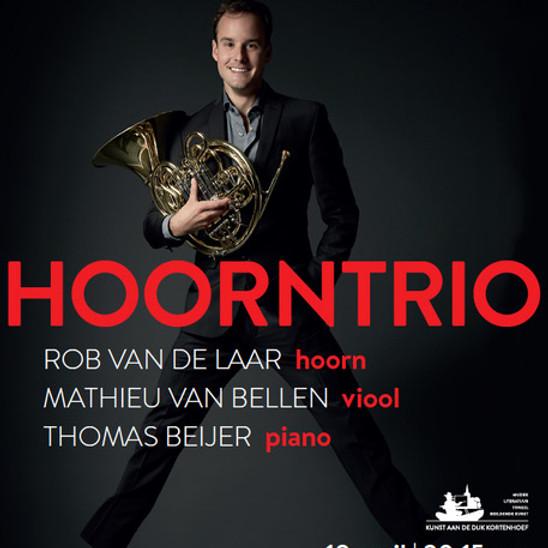 Trio Concert in the Netherlands Kortenhoef