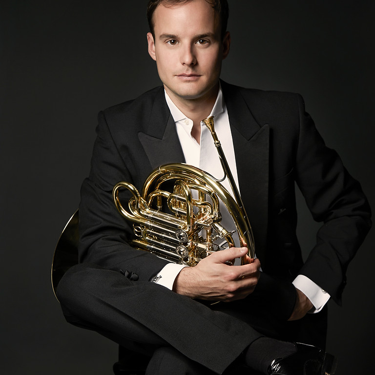 Strauss Horn Concerto No.1 Royal Concertgebouw Amsterdam