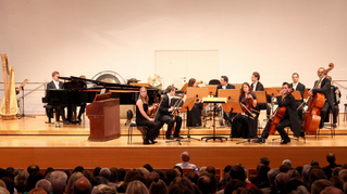 Teaching at SAOS Orchestra Academy in July!