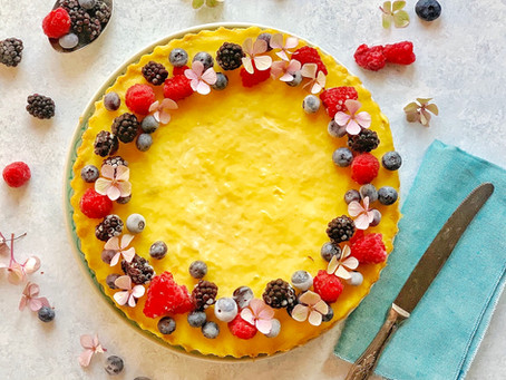 Cheesecake al Mango (senza cottura)