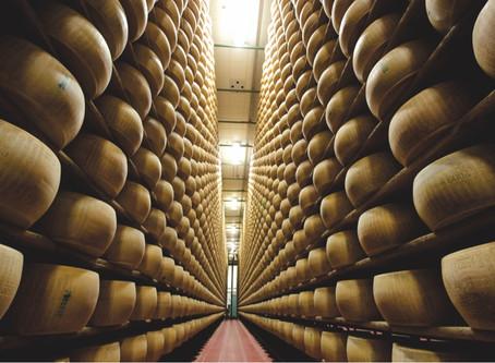Parmigiano reggiano : caseifici aperti  partecipa anche tu ! Vieni a scoprire come .