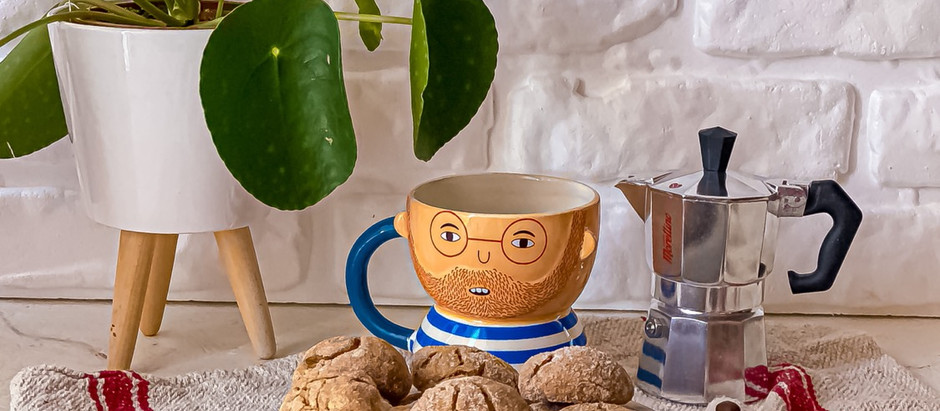 Cookies al caffè (pronti in 5 minuti)