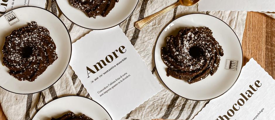 Tortine al cioccolato e castagne