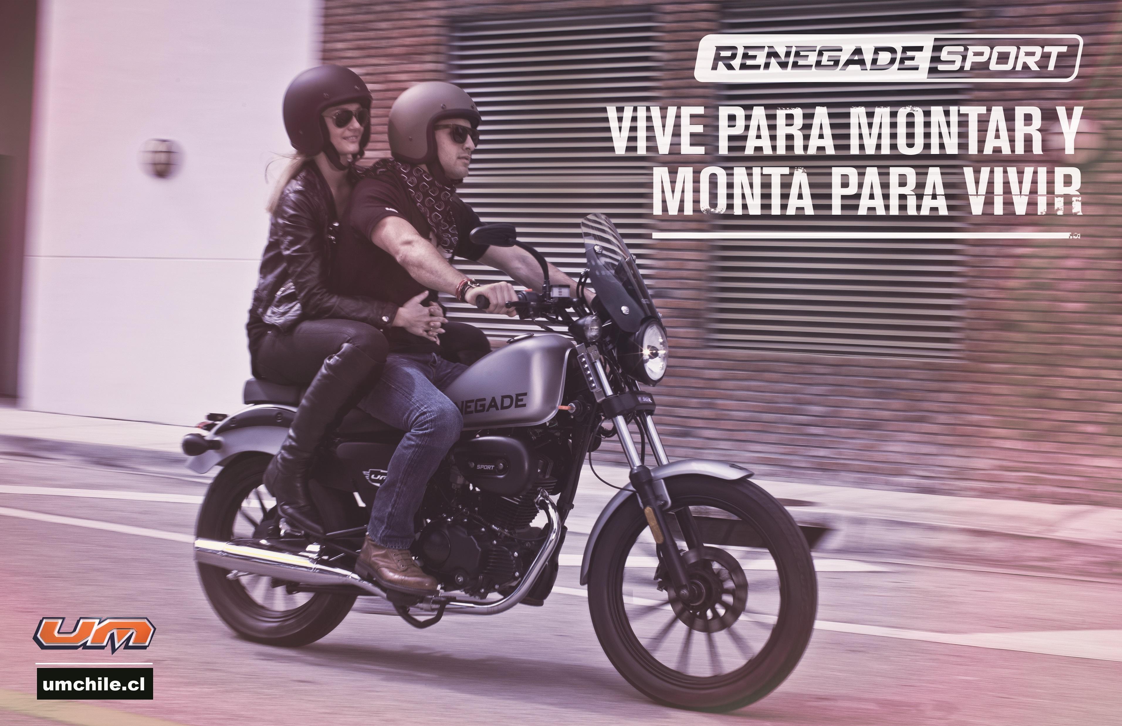 Renegade Sport 200