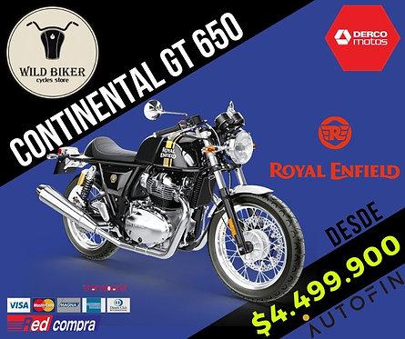 Royal Enfield Continental 650 (STD)