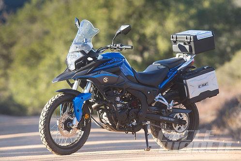 Zongshen RX3 FI Azul
