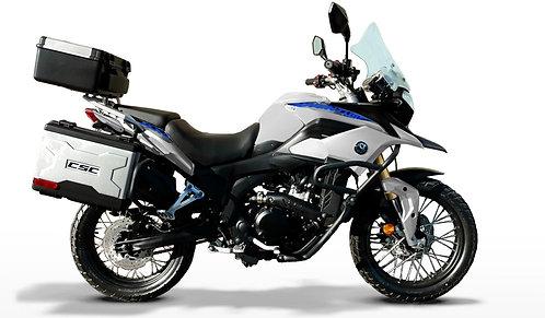 Zongshen RX3 FI Blanca Azul