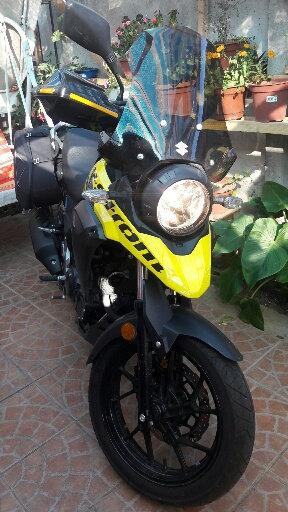 VENDIDO / Suzuki V-Strom 250 2019
