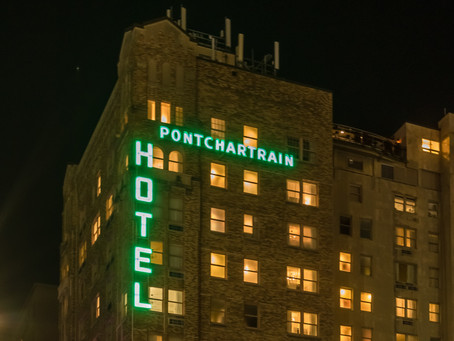 The Pontchartrain Hotel: An Investment Steeped in History, Poised For Accomplishment