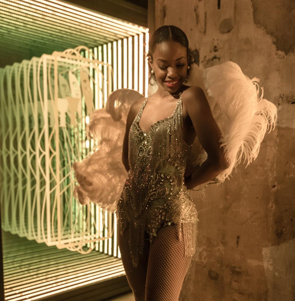 Fan Dancer