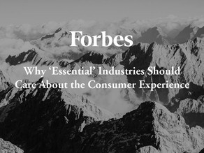 Eric George on Senior Living Featured in Forbes