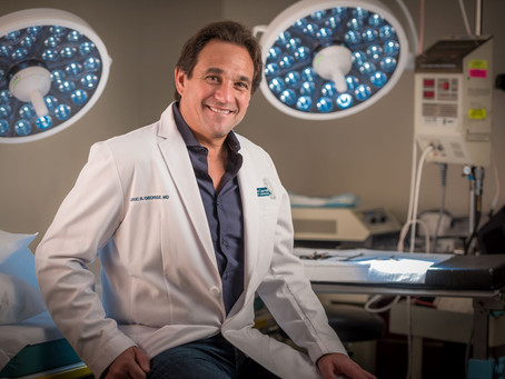 Eric George Publishes Article for Aspiring Physicians