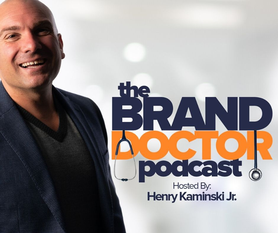 Coverage image of The Brand Doctor Podcast