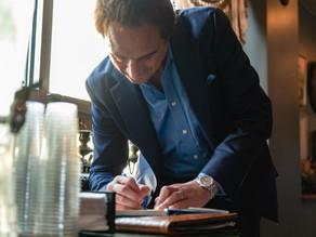 Eric George Joins Karen Hurt's Leadership Series