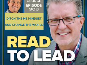 Eric George Featured on Read to Lead Podcast with Jeff Brown