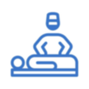 Icon depicting benefits of patient posit