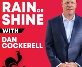 Eric George Joins Dan Cockerell on Come Rain or Shine Podcast
