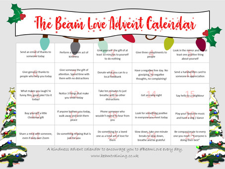 The Beam Love Advent Calendar
