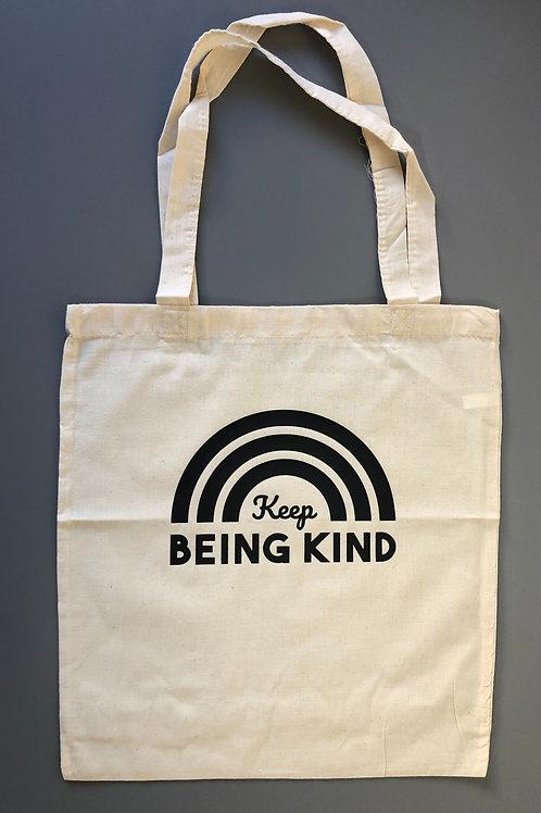 Keep Being Kind Tote