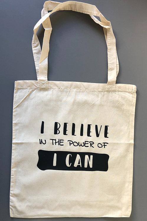 I Believe I Can Tote