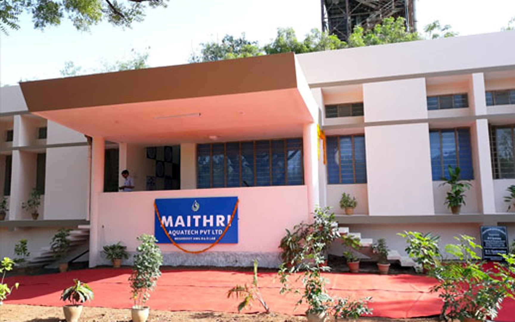 Maithri Aquatech inaugurates its first Research and Development Labaratory in Hyderabad.