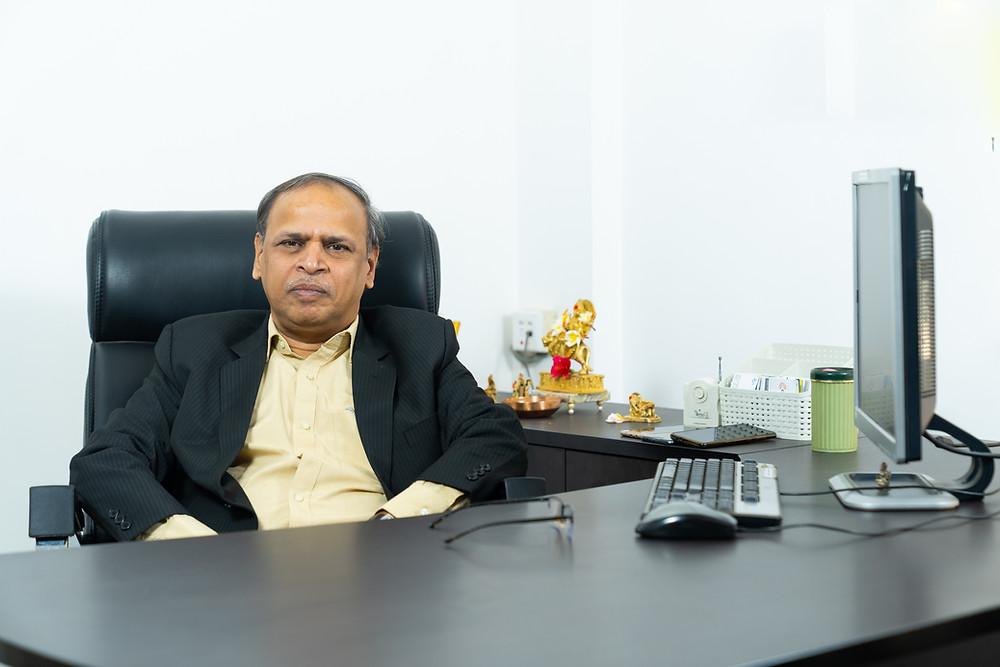 Ramkrishna Mukkavilli, Founder of Maithri Aquatech