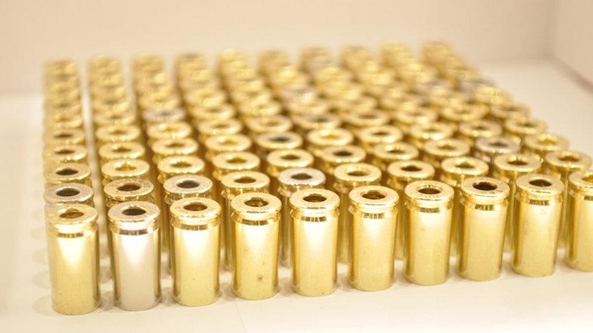 9 x 19mm Brass - Camdex Processed