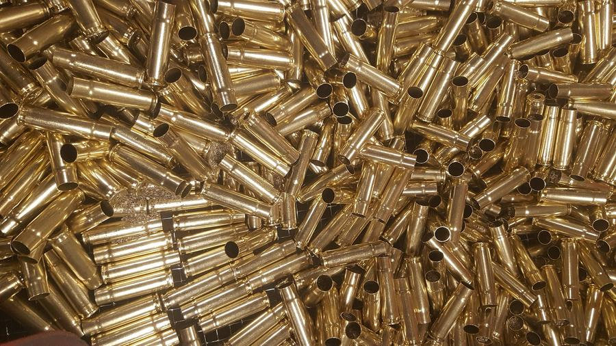 .300 AAC Blackout - Converted From Commercial .223 Brass - Camdex Processed