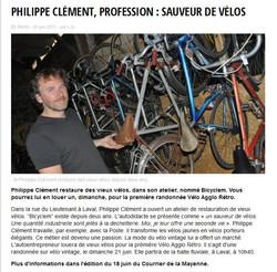 article bicylem ouest france