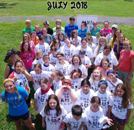Group Photo July