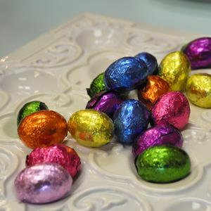 Sugar Free Chocolate Eggs