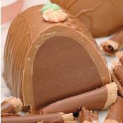 Chocolate Meltaway Egg