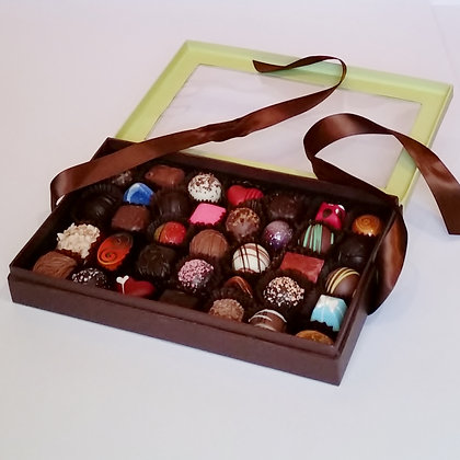 Luxe Gift Box Assortment 36 pcs